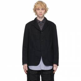 Engineered Garments Black Bedford Jacket 20F1D005