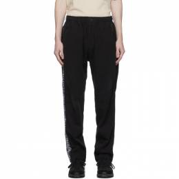 Engineered Garments Black Taped Lounge Pants 20F1B010B