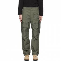 Engineered Garments Khaki FA Cargo Pants 20F1F016