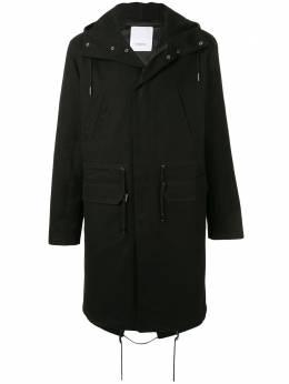 Ports V пальто миди с капюшоном VN9CRC08HWC017