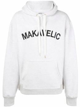 Makavelic худи с логотипом 312041301AS