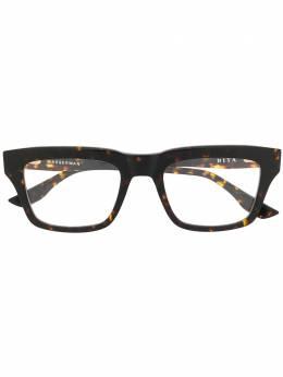 Dita Eyewear очки Wasserman в квадратной оправе DTX700A02