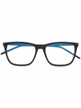 Saint Laurent Eyewear очки в прямоугольной оправе SL345