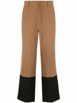 Ports V брюки строгого кроя в стиле колор-блок VN9TCL11HWP047
