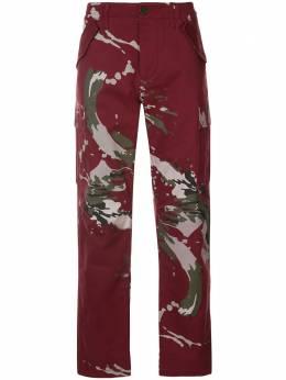 Ports V брюки с принтом VN9TCL07HPD012