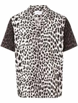 Ports V рубашка с леопардовым узором VN9HCS09HPC008
