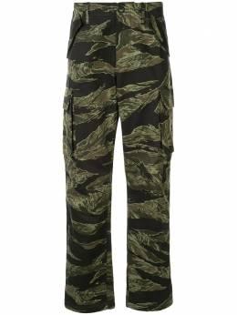 Ports V камуфляжные брюки карго VN9TCL14HPC009