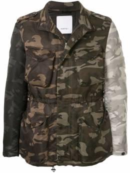 Ports V куртка с камуфляжным принтом VN9JSB05HPN003
