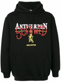 Vetements худи Screwed UAH21TR5361601MOLLETON