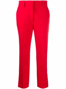 MSGM укороченные брюки кроя слим 2941MDP02207651