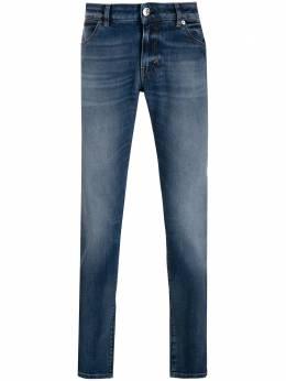 Pt05 узкие джинсы средней посадки C5VJ05Z10BASTX22