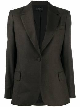 Theory single-breasted wool blazer K0801115