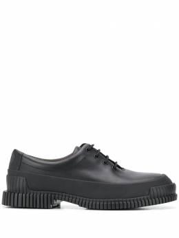 Camper туфли на рифленой подошве со шнуровкой K100360