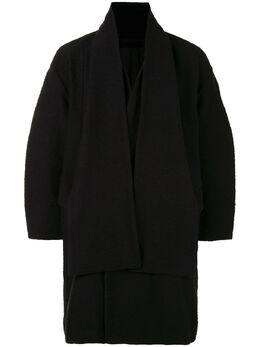 Julius куртка оверсайз с шарфом 717JAM1