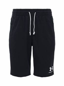 Шорты Из Хлопка Sport Style Under Armour 72IDMH029-MDAx0
