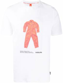 Raeburn футболка с принтом Artefact Flight Suit RM42018M20WC923AW20