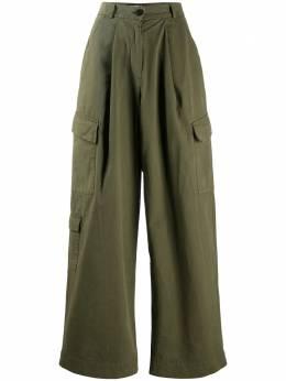 Raeburn брюки широкого кроя RW28001M20S