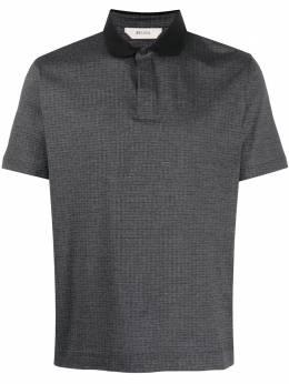 Z Zegna рубашка поло с короткими рукавами VV301ZZ663