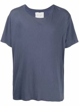 Greg Lauren футболка с принтом California AM123