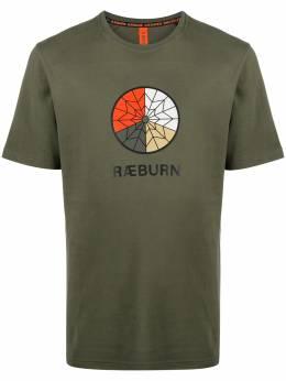 Raeburn футболка Parachute с логотипом RM42007SI20SC300AW20