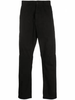 Raeburn прямые брюки Drill из органического хлопка RM28003SI20SC000AW20