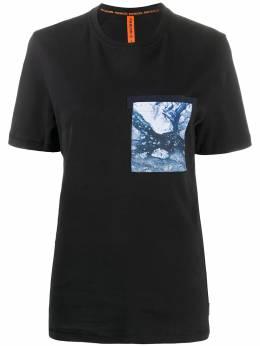 Raeburn футболка с нашивкой на груди RW42005R20WC000