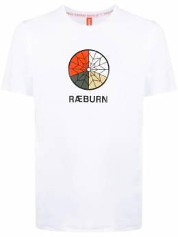 Raeburn футболка с графичным принтом и круглым вырезом RM42007SI20SC100AW20