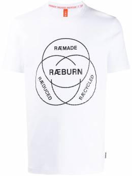 Raeburn футболка с логотипом RM42020SI20WC100