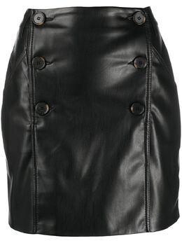 Nanushka юбка мини NW20FWSK04699