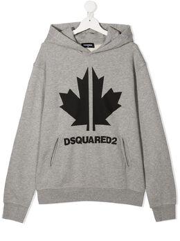 Dsquared2 Kids худи с логотипом DQ049CD00J8