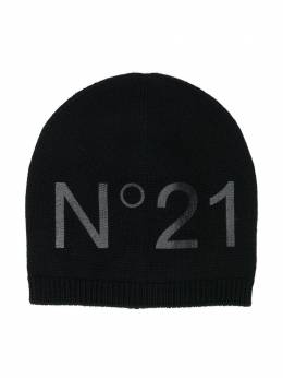 No.21 Kids шапка бини с логотипом N214DVN00117