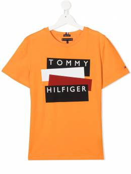 Tommy Hilfiger Junior футболка с логотипом KB0KB05849