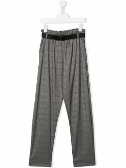 Andorine клетчатые брюки ADW1930T