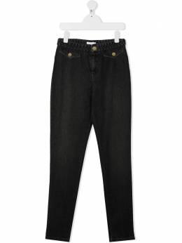 Chloe Kids джинсы скинни C14644Z11