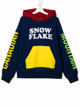 Dsquared2 Kids худи Snow Flake DQ0471TD00G4