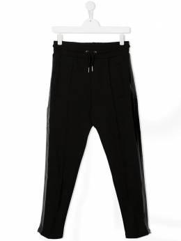 Diesel Kids спортивные брюки с лампасами 00J4XC0PAWZT