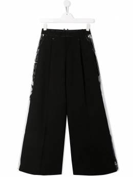 Diesel Kids брюки широкого кроя 00J50F