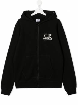C.P. Company Kids худи с логотипом 09CKSS021C