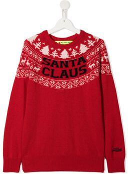 Mc2 Saint Barth Kids джемпер Santa Claus DOUGLAST