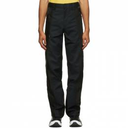 Affix Black Duo-Tone Work Trousers AW20TR03