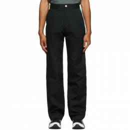 Affix Black Visibility Duty Trousers AW20TR01