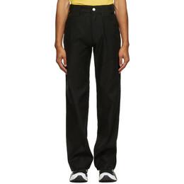 Affix Black Advance Trousers AW20TR04