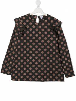 Piccola Ludo блузка в горох BS5WB035G