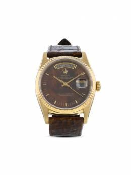 Rolex наручные часы Day-Date 36 мм 1991-го года pre-owned 361386