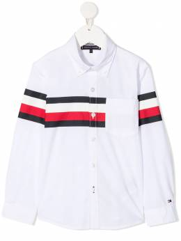 Tommy Hilfiger Junior рубашка с длинными рукавами KB0KB06186