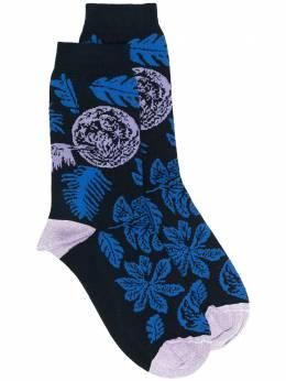 Paul Smith носки с цветочным узором W1A086DEF291
