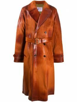 Marni вощеное пальто TUMU0069CMS49356