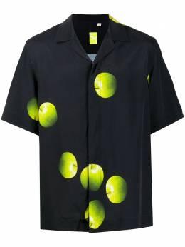 Paul Smith рубашка с принтом M1R028UE01259