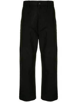 Junya Watanabe Man широкие брюки строгого кроя WFP01405112