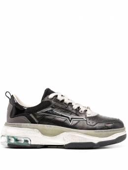 Premiata массивные кроссовки на шнуровке DRAKED061